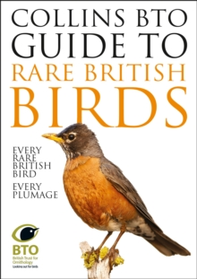 Collins BTO guide to rare British birds - Sterry, Paul