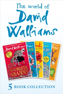 Image for The eorld of David Walliams: 5 book collection