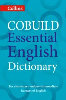 Collins COBUILD essential English dictionary - Collins Dictionaries