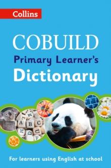 Collins COBUILD primary learner's dictionary - Collins Dictionaries