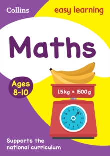 Image for Collins easy learning mathsAge 8-10