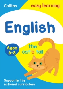 Image for Collins easy learning EnglishAge 6-8
