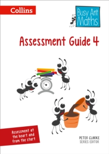 Image for Busy ant mathsAssessment guide 4