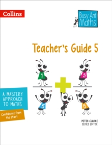 Image for Busy ant mathsYear 5,: Teacher's guide
