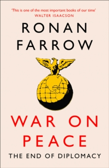 Image for War on peace  : the decline of American influence