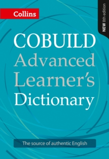 Collins COBUILD advanced learner's dictionary -