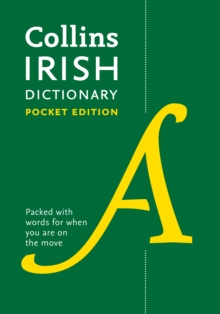 Collins Irish Dictionary Pocket edition