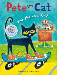 Image for Pete the Cat and the new guy