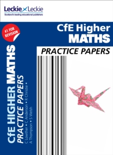 Higher maths practice papers for SQA exams