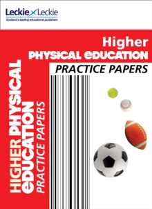 Image for CfE Higher Physical Education practice papers for SQA exams
