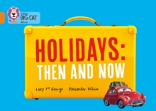 Image for Holidays  : then and now