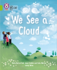 Image for We see a cloud
