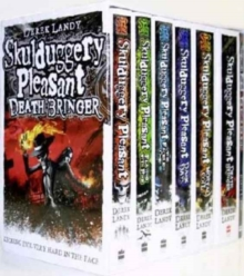 Image for Skulduggery Pleasant Boxed Set