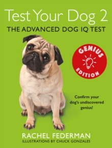 Image for Test your dog 2  : confirm your dog's undiscovered genius?