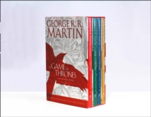 A Game of Thrones: The Graphic Novels Volumes 1-4