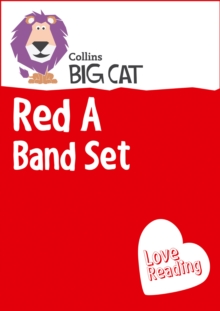 Image for Red A band set