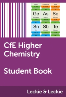 CfE Higher Chemistry Student Book - Speirs, Tom