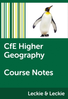 CfE Higher Geography Course Notes - Williamson, Fiona