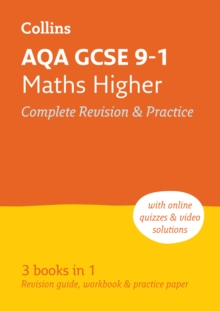AQA GCSE maths  : new 2015 curriculumHigher tier,: All-in-one revision and practice