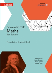 Image for Edexcel GCSE maths foundation: Student book