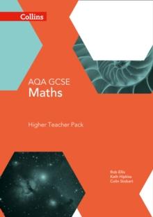 Image for AQA GCSE mathsHigher teacher pack