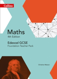 Image for Edexcel GCSE maths: Foundation teacher pack