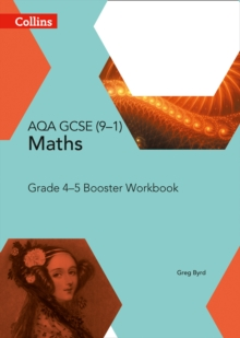 AQA foundation booster workbook  : targetting grades 4/5