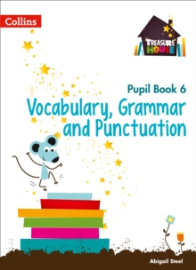Image for Treasure houseYear 6,: Vocabulary, grammar and punctuation