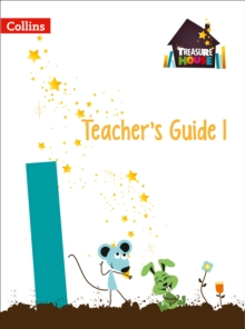 Image for Treasure HouseYear 1: Teacher guide