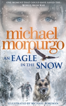 Image for An eagle in the snow