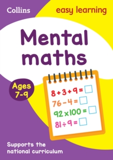 Image for Mental mathsAges 7-9
