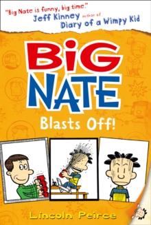 Image for Big Nate blasts off!
