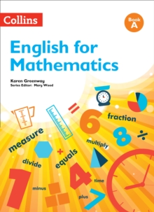 Image for English for mathematicsBook A