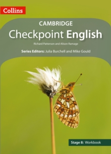 Image for Cambridge Checkpoint EnglishStage 8,: Workbook