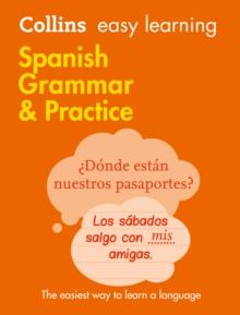 Image for Spanish grammar & practice
