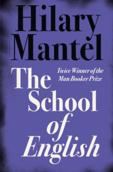 Image for The school of English