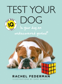 Image for Test your dog  : the dog IQ test