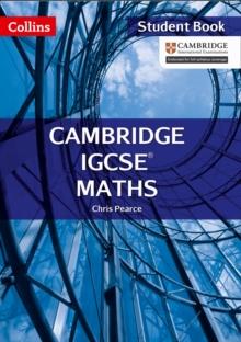 Image for Cambridge IGCSE maths: Student book