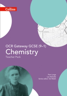Image for OCR gateway GCSE (9-1) chemistry: Teacher pack