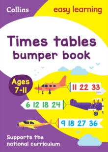 Image for Times tablesAge 7-11,: Bumper book