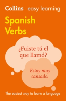Image for Spanish verbs