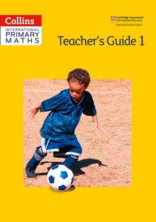 Image for Collins international primary mathsTeacher's guide 1