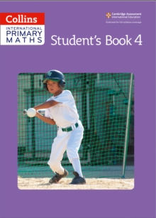 Image for Collins international primary mathsStudent's book 4