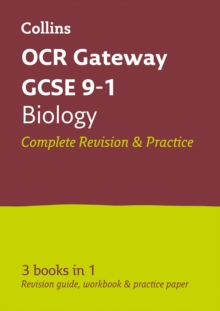 Image for OCR gateway GCSE biology  : all-in-one revision and practice