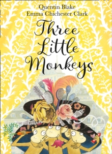Image for Three little monkeys