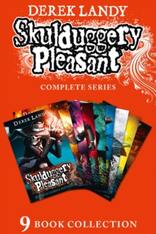 Image for Skulduggery Pleasant: the complete series, books 1-9