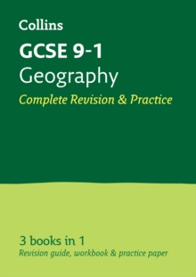 Image for GCSE geography  : all-in-one revision and practice