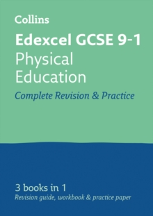 Image for Edexcel GCSE physical education  : all-in-one revision and practice