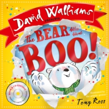 Image for The bear who went boo!