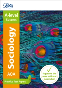 Image for Sociology AQA  : practice test papers